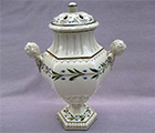 Wedgwood Queens ware food warmer or veilleuse
